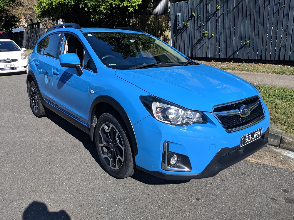 Picture of Jake's 2015 Subaru XV