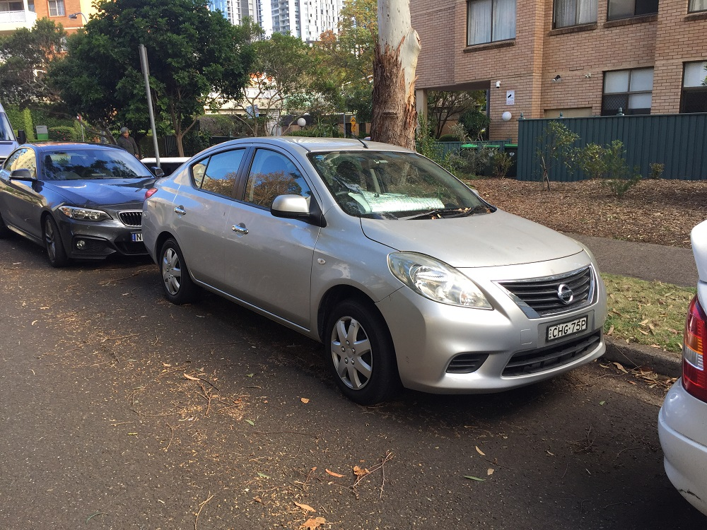 Picture of Vigita's 2012 Nissan Almera