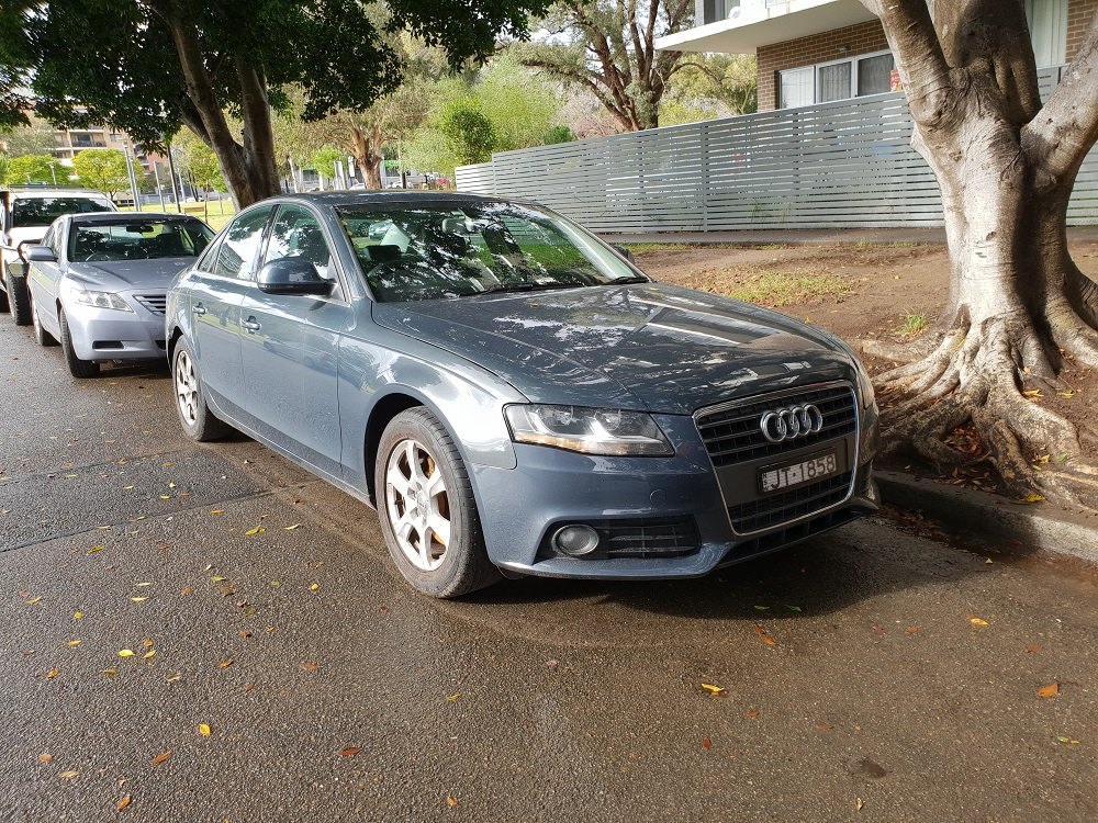 Picture of Asad's 2009 Audi A4