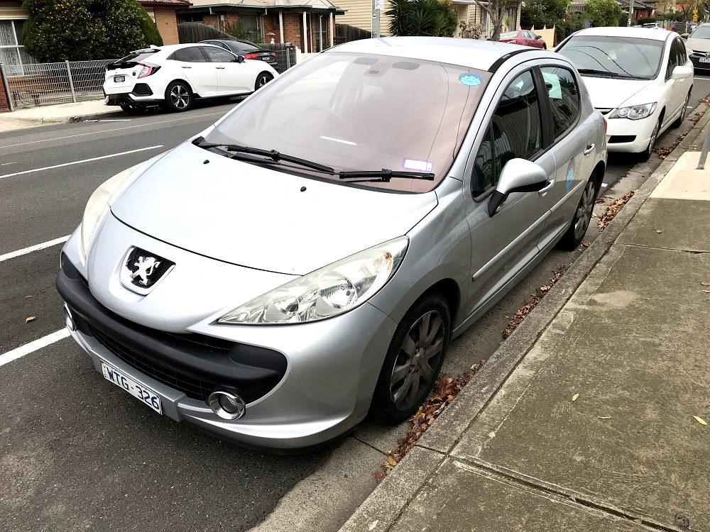 Picture of Sophie's 2007 Peugeot 207