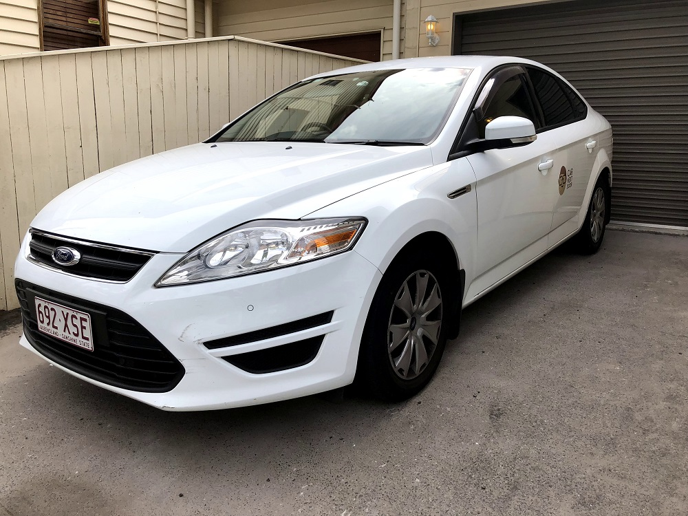 Picture of Andre's 2013 Ford Mondeo
