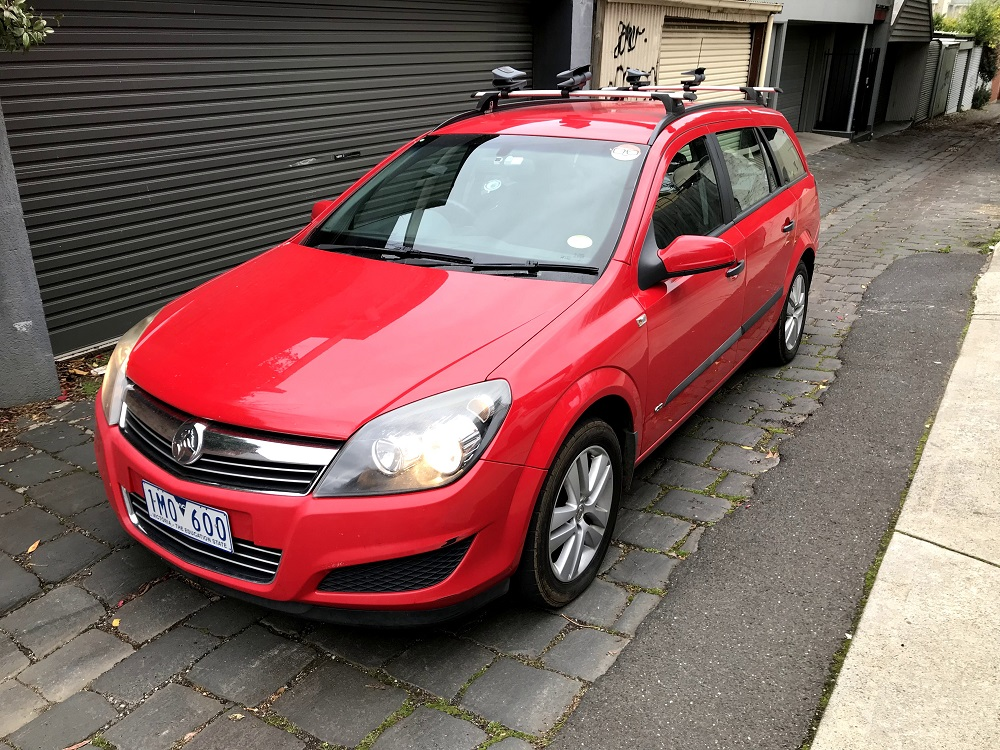 Picture of James' 2009 Holden Astra
