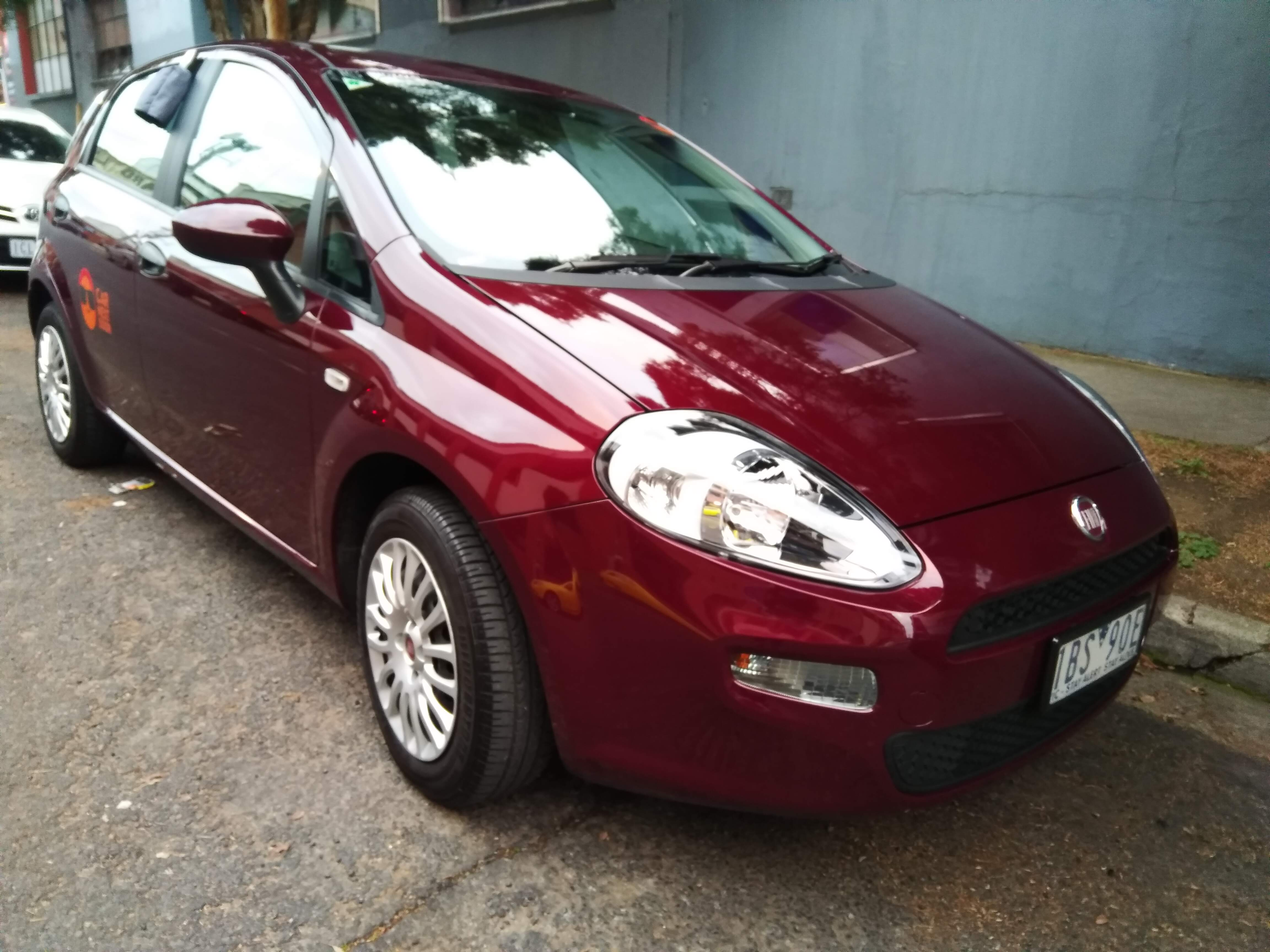 Picture of Josephine's 2014 Fiat Punto