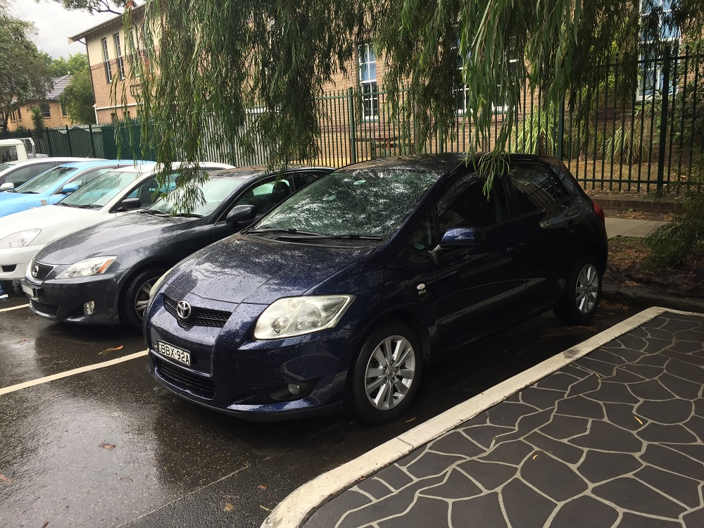 Picture of Vinh Phu Kevin's 2007 Toyota Corolla
