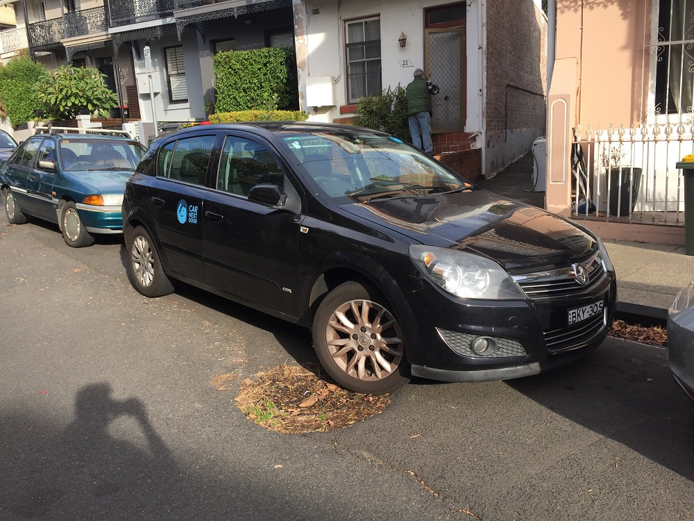 Picture of Colette's 2009 Holden Astra Sedan