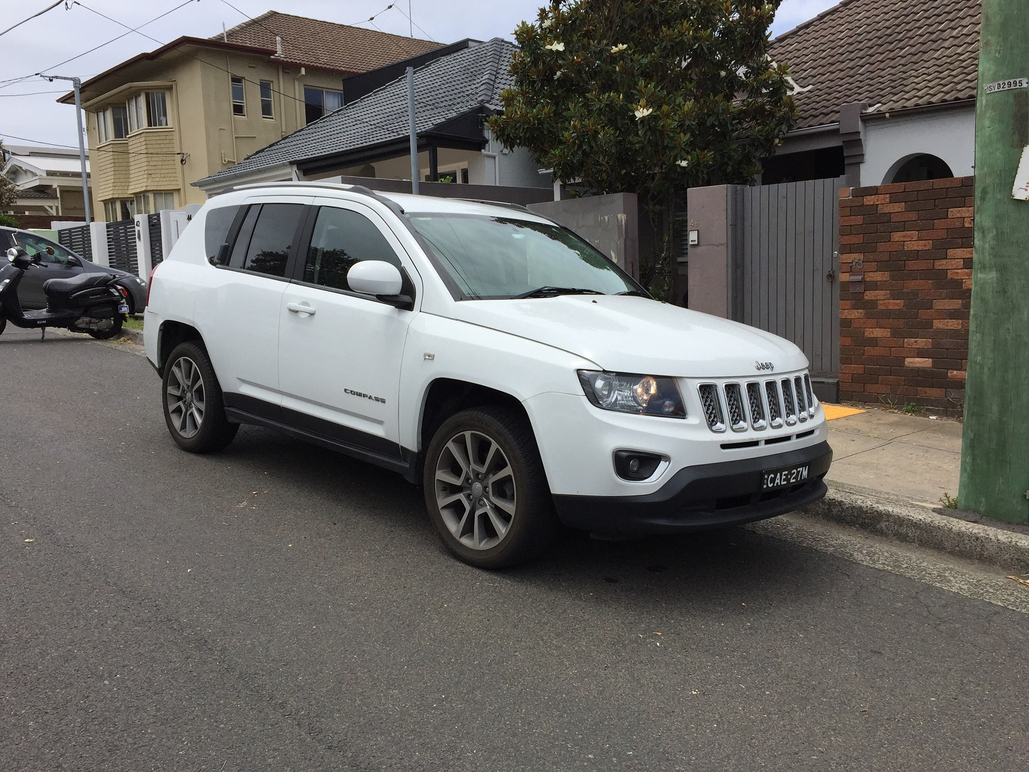Picture of John's 2014 Jeep Compass