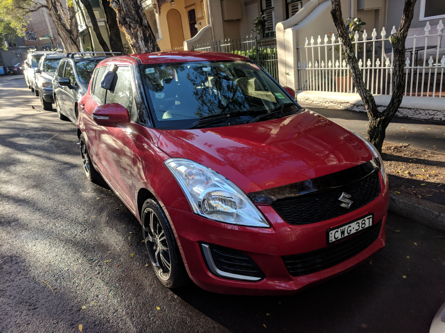 Picture of Jessica's 2014 Suzuki Swift