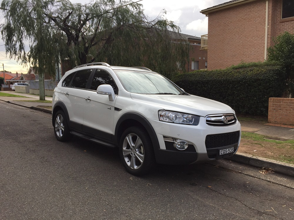 Picture of Huanhuan's 2013 Holden Captiva 7