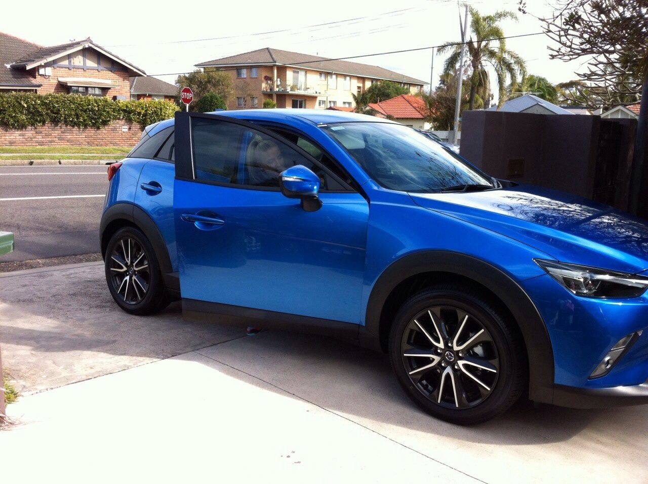 Picture of Betsy's 2015 Mazda CX3