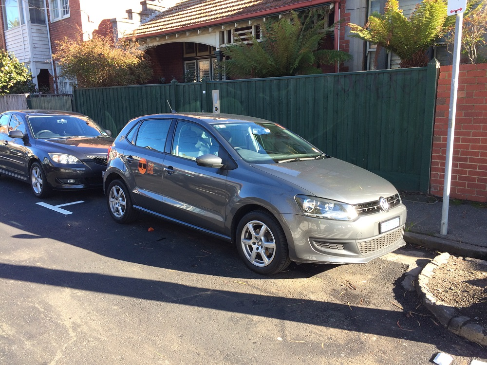 Picture of Travis' 2014 Volkswagon Polo