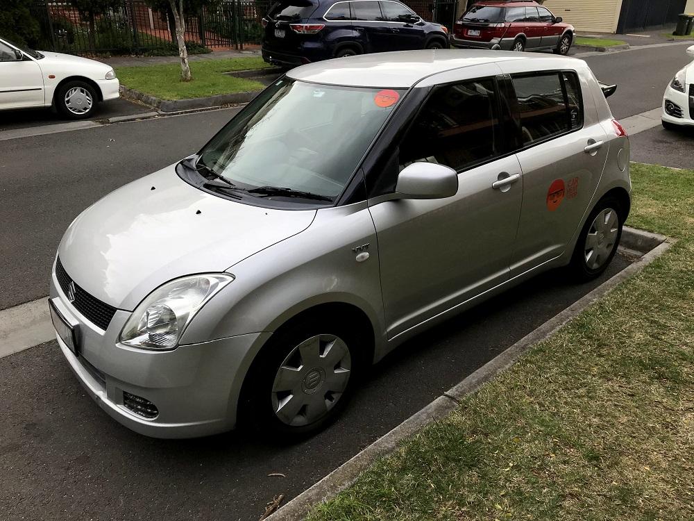 Picture of Chad's 2005 Suzuki Swift