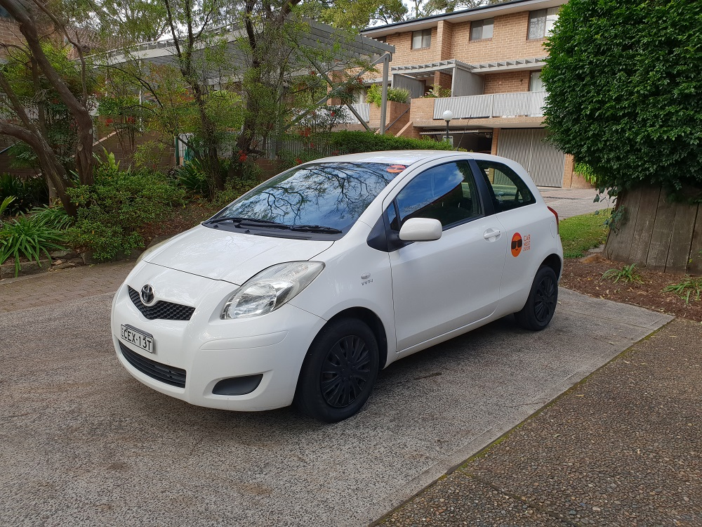 Picture of Rosemary's 2009 Toyota Yaris