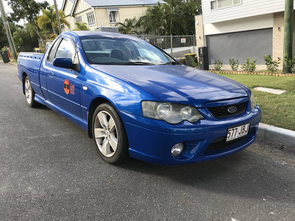 Picture of Lee's 2005 Ford Falcon