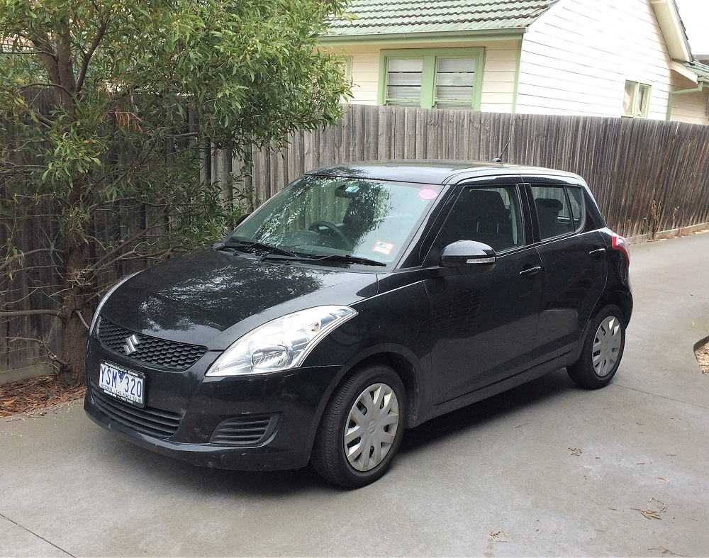 Picture of Rebecca's 2011 Suzuki Swift