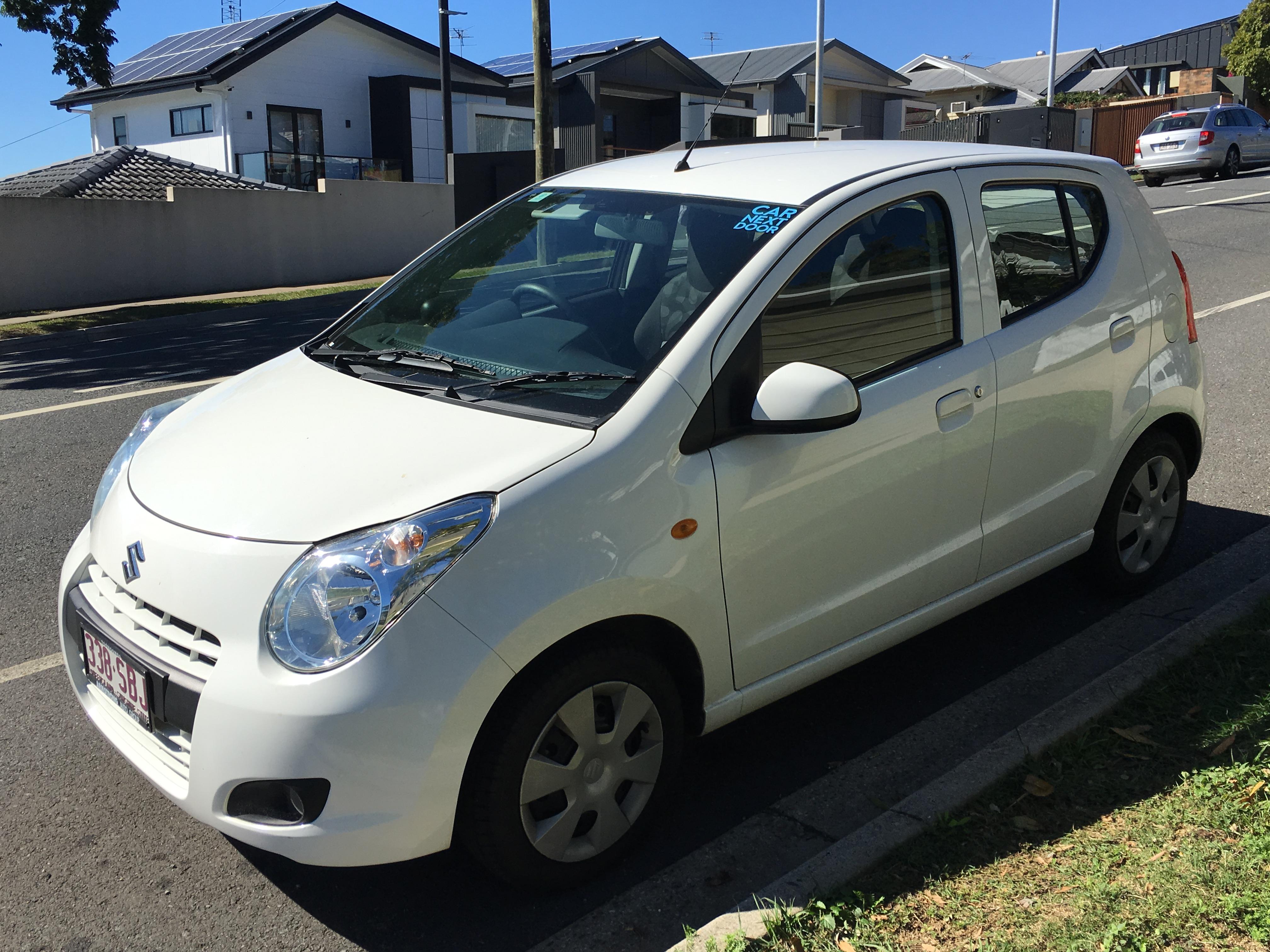 Picture of Debra's 2011 Suzuki Alto GL