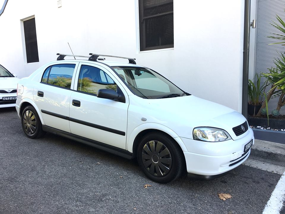 Picture of Pamela's 2004 Holden Astra