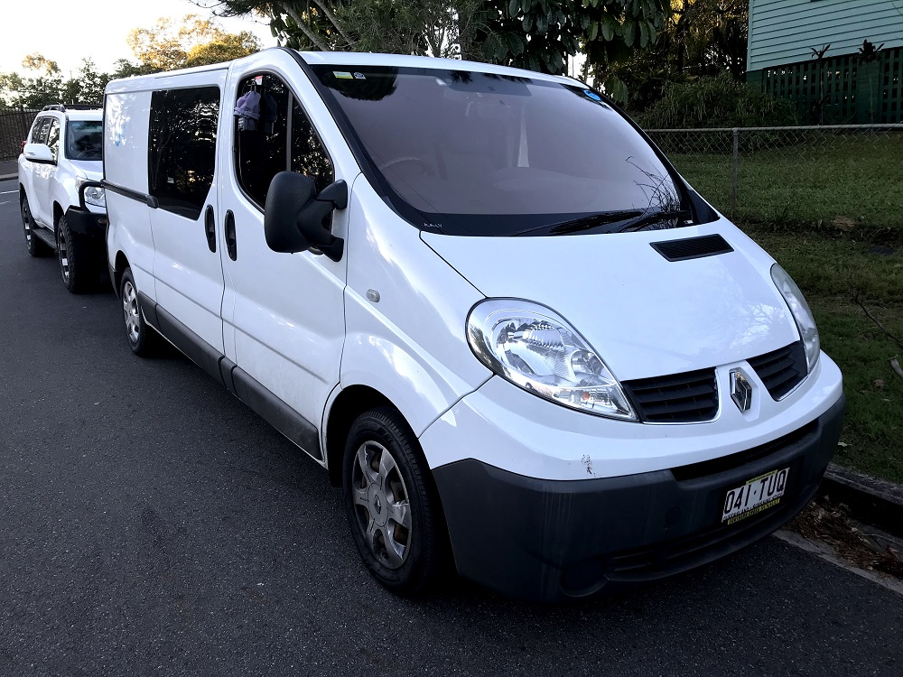 Picture of Kelly's 2013 Renault Trafic