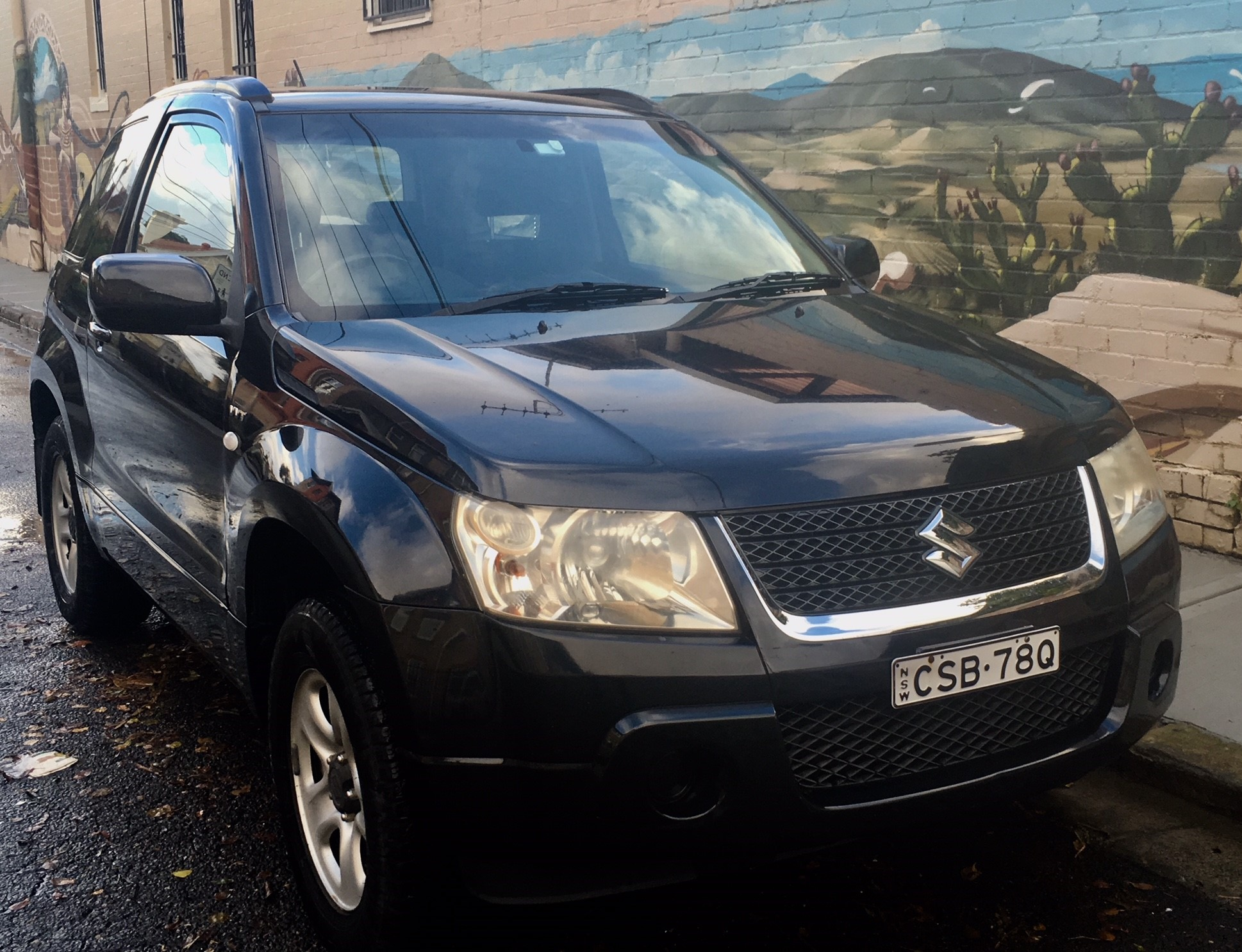 Picture of Emily's 2009 Suzuki Grand Vitara