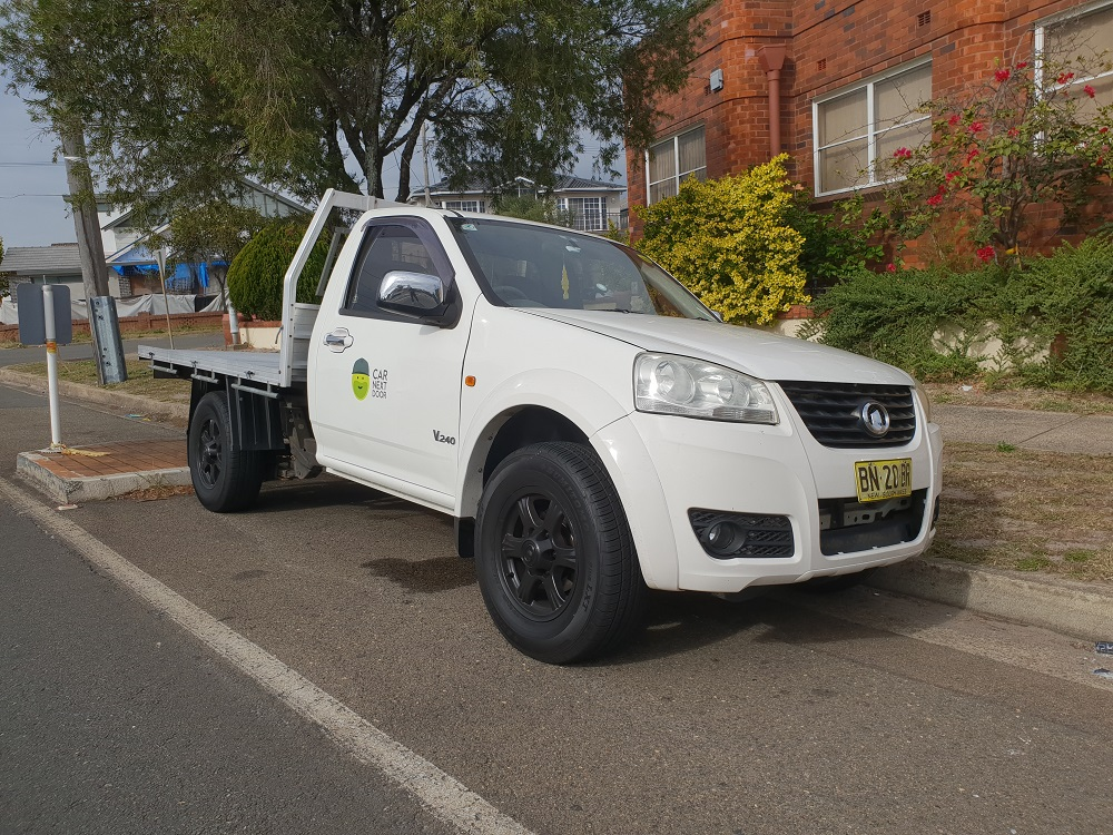 Picture of Nicholas' 2011 Great Wall V240