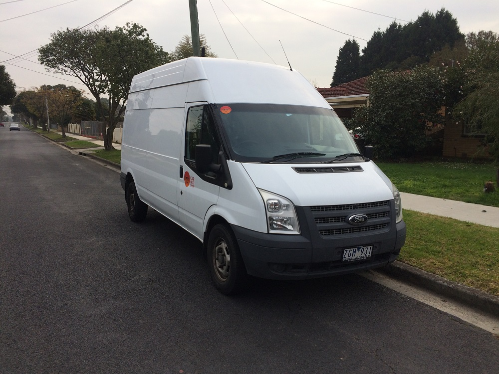 Picture of Santhosh's 2012 Ford Transit