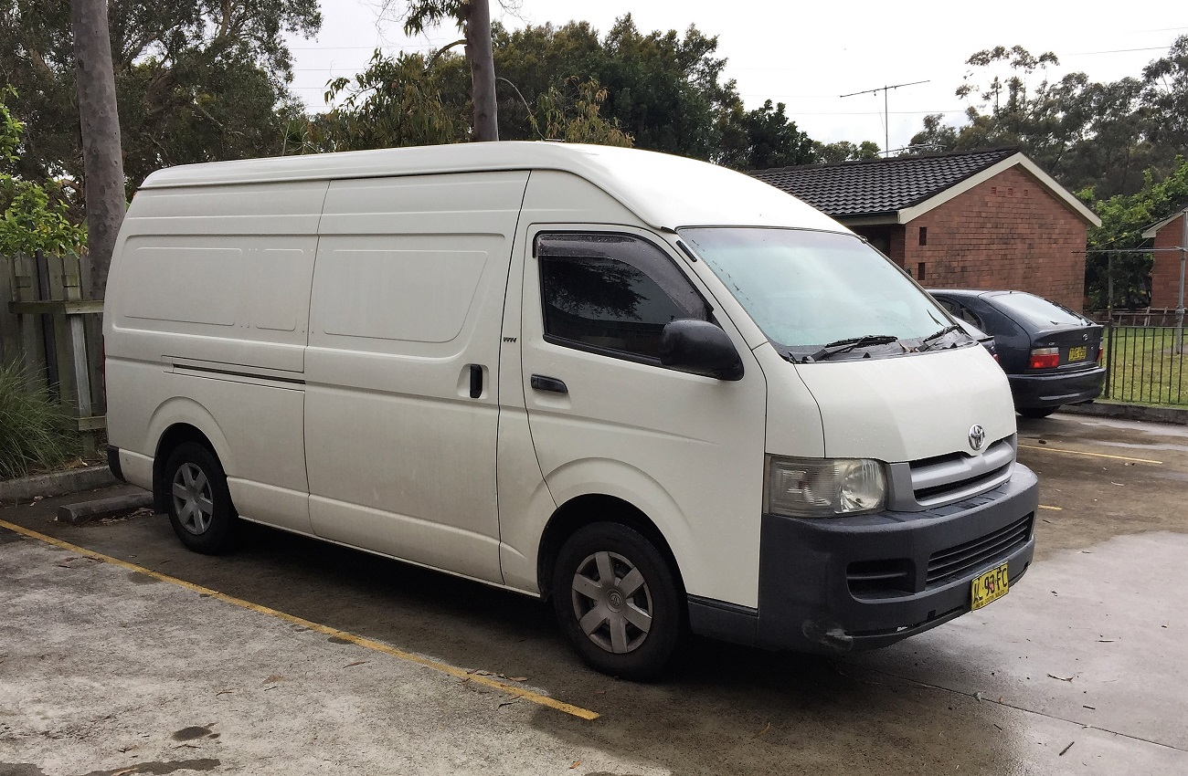 Picture of Swee's 2006 Toyota Hiace
