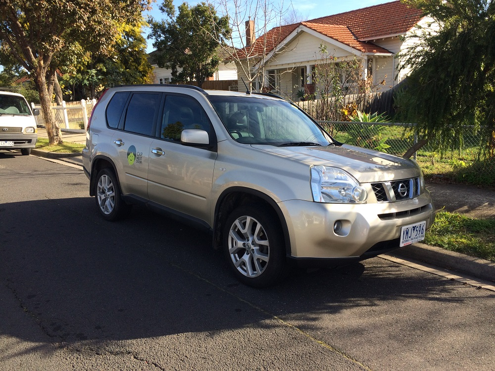 Picture of Samantha's 2010 Nissan X-Trail