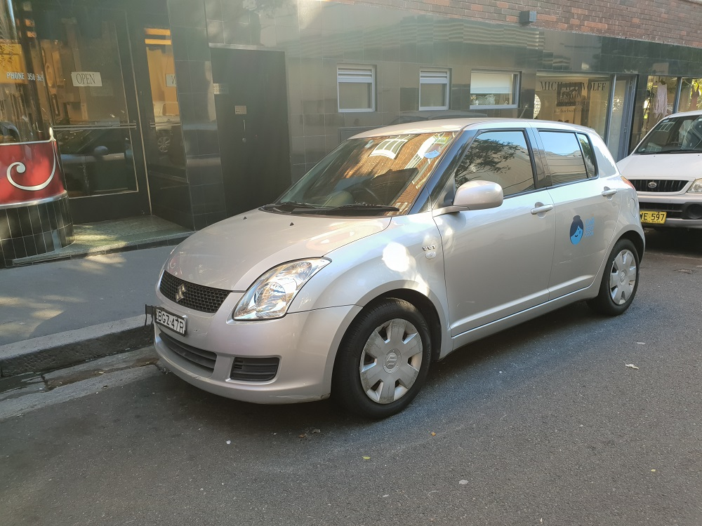 Picture of Camille's 2008 Suzuki Swift