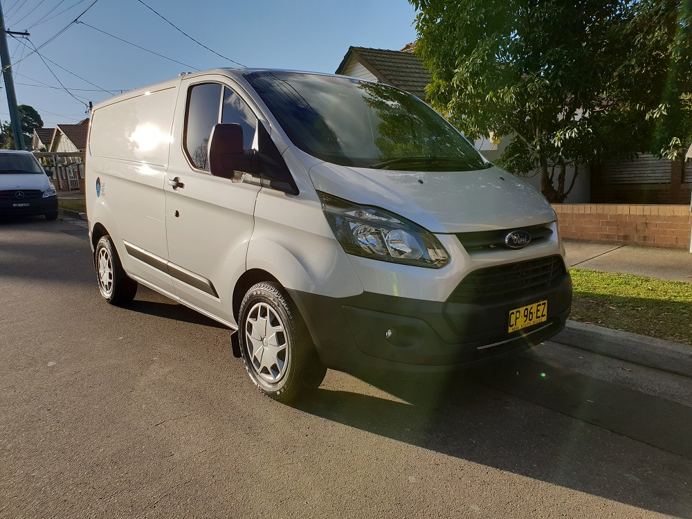 Picture of Boyan's 2017 Ford Transit Van