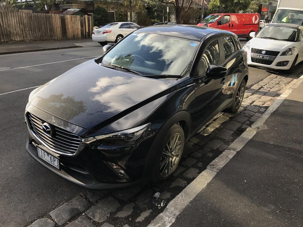 Picture of Sanja's 2015 Mazda CX3