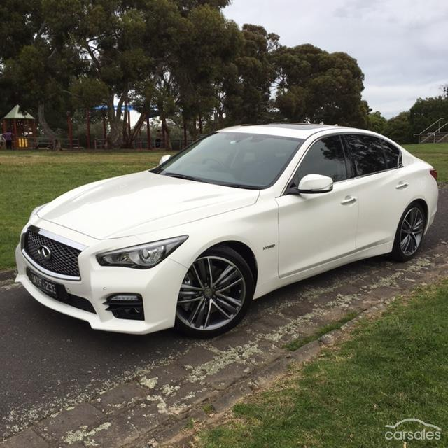 Picture of Abraham's 2014 Infiniti Q50S Hybrid