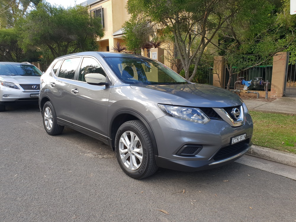 Picture of Thomas' 2014 Nissan XTrail