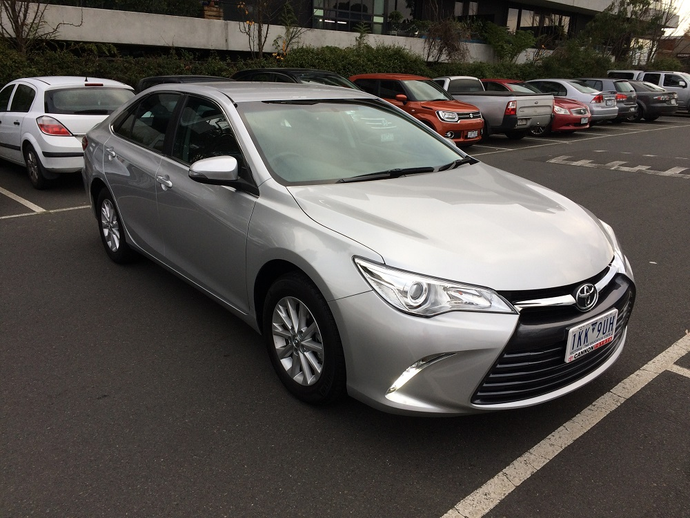 Picture of Hua's 2017 Toyota Camry