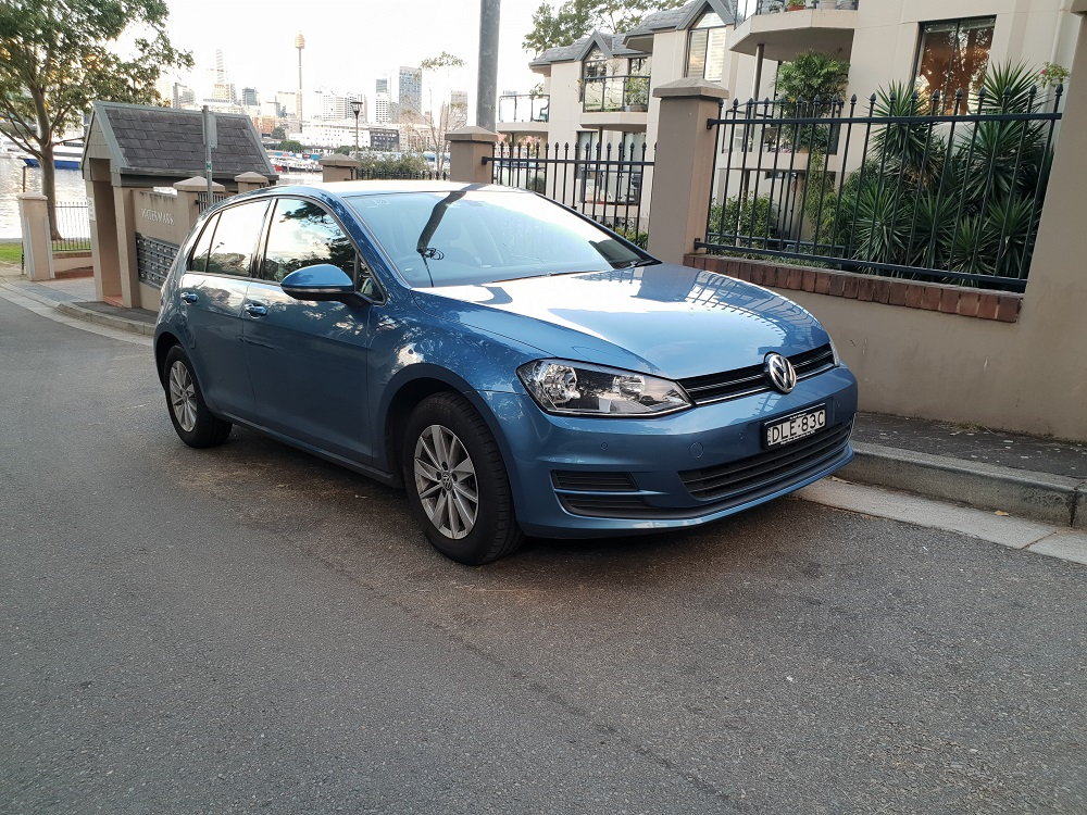 Picture of Emily Kate's 2016 Volkswagen Golf