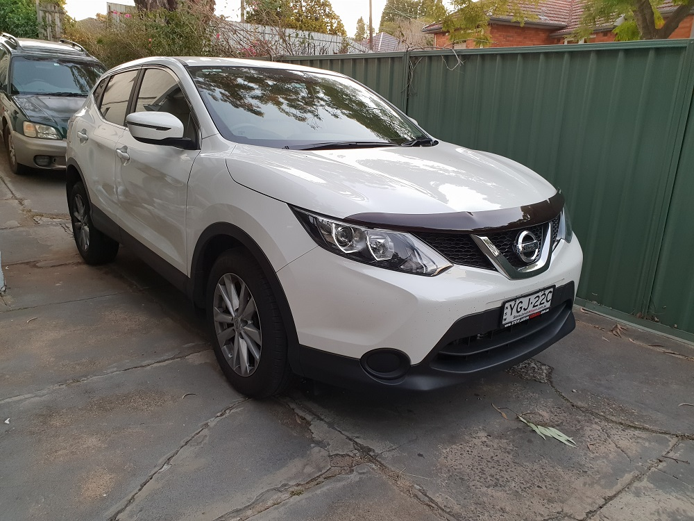 Picture of Anya's 2017 Nissan Qashqai
