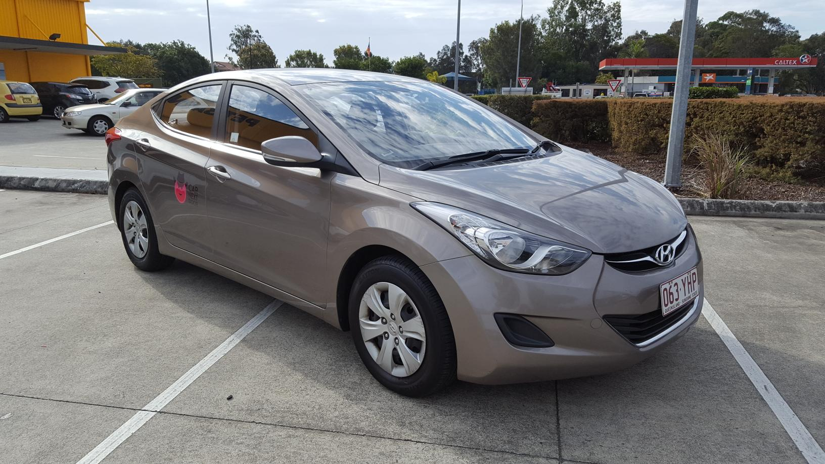 Picture of Jennifer's 2013 Hyundai Elantra