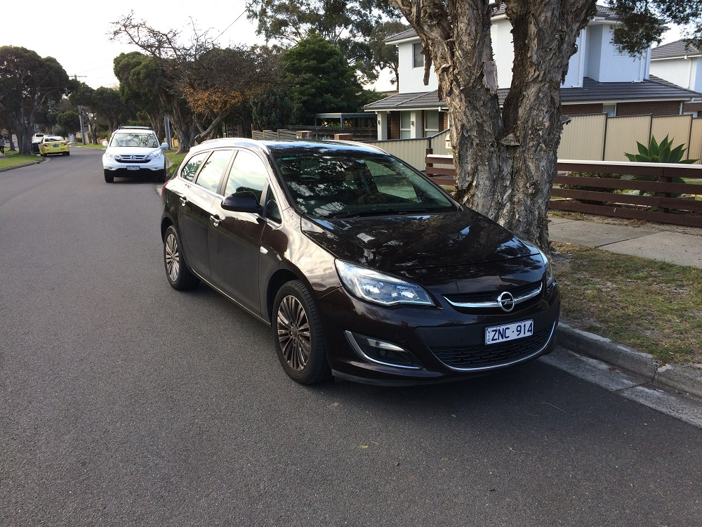 Picture of Woo's 2013 Opel Astra
