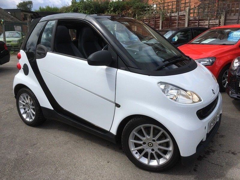 Picture of Stephen's 2009 Smart car Fortwo