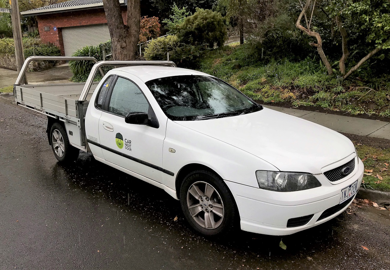 Picture of Paolo's 2006 Ford BF Falcon