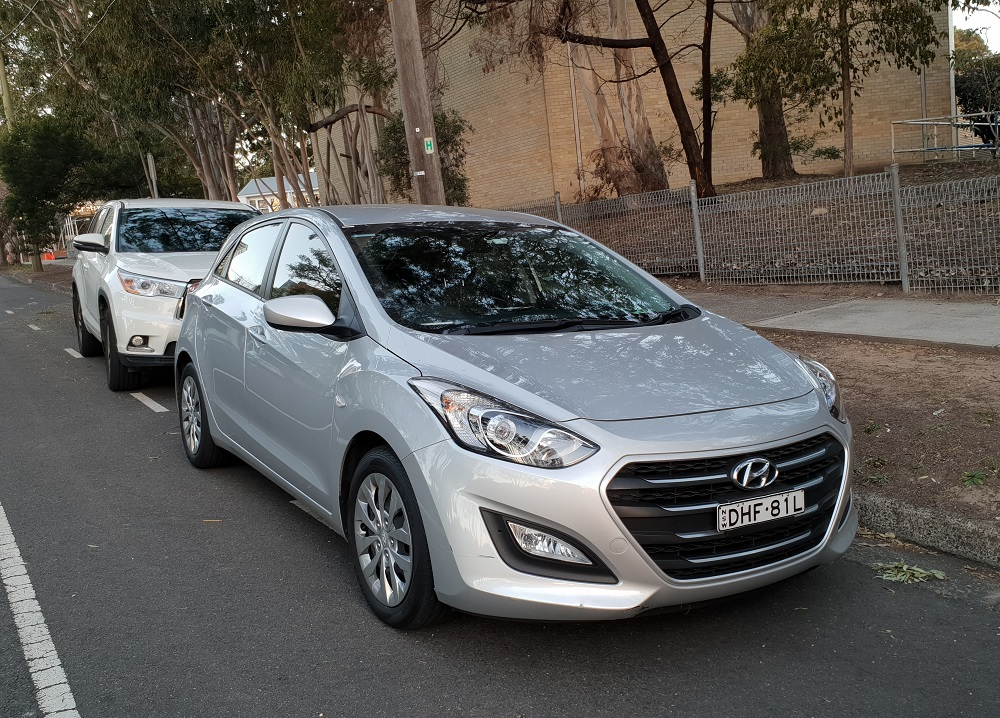 Picture of Jason's 2016 Hyundai i30