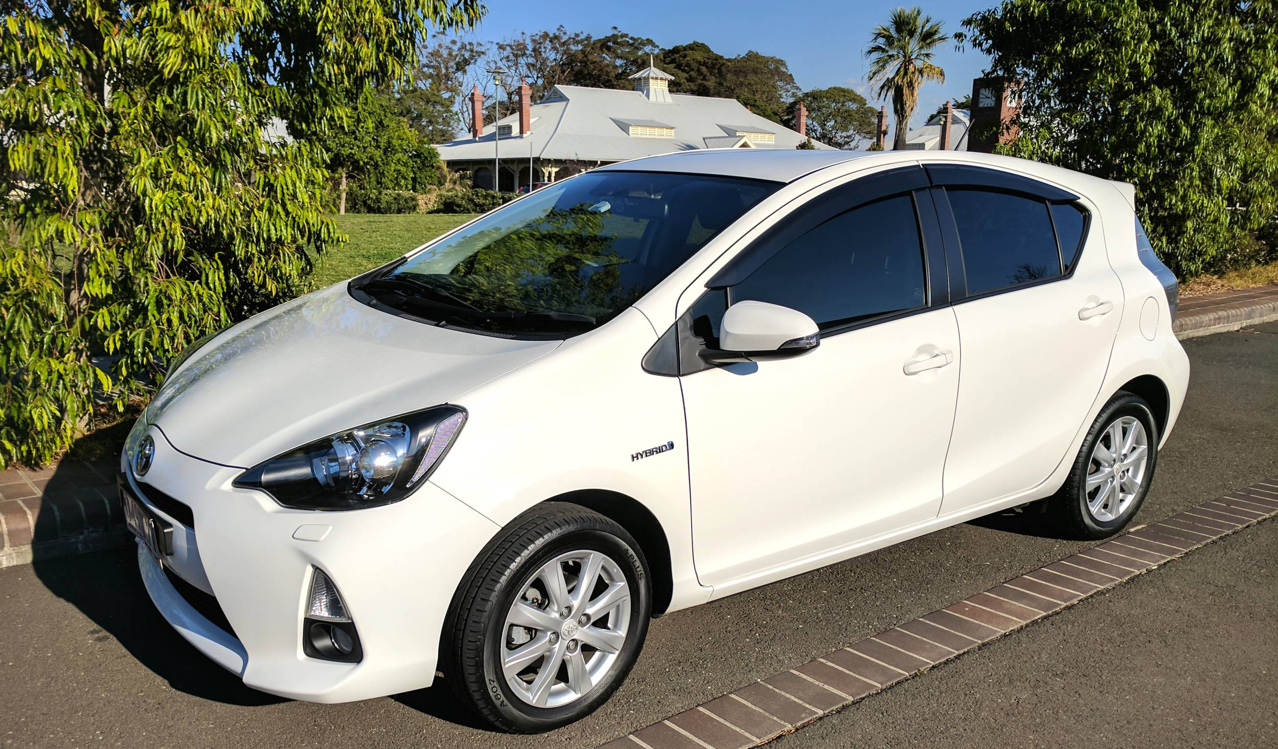 Picture of Silma's 2014 Toyota Prius C