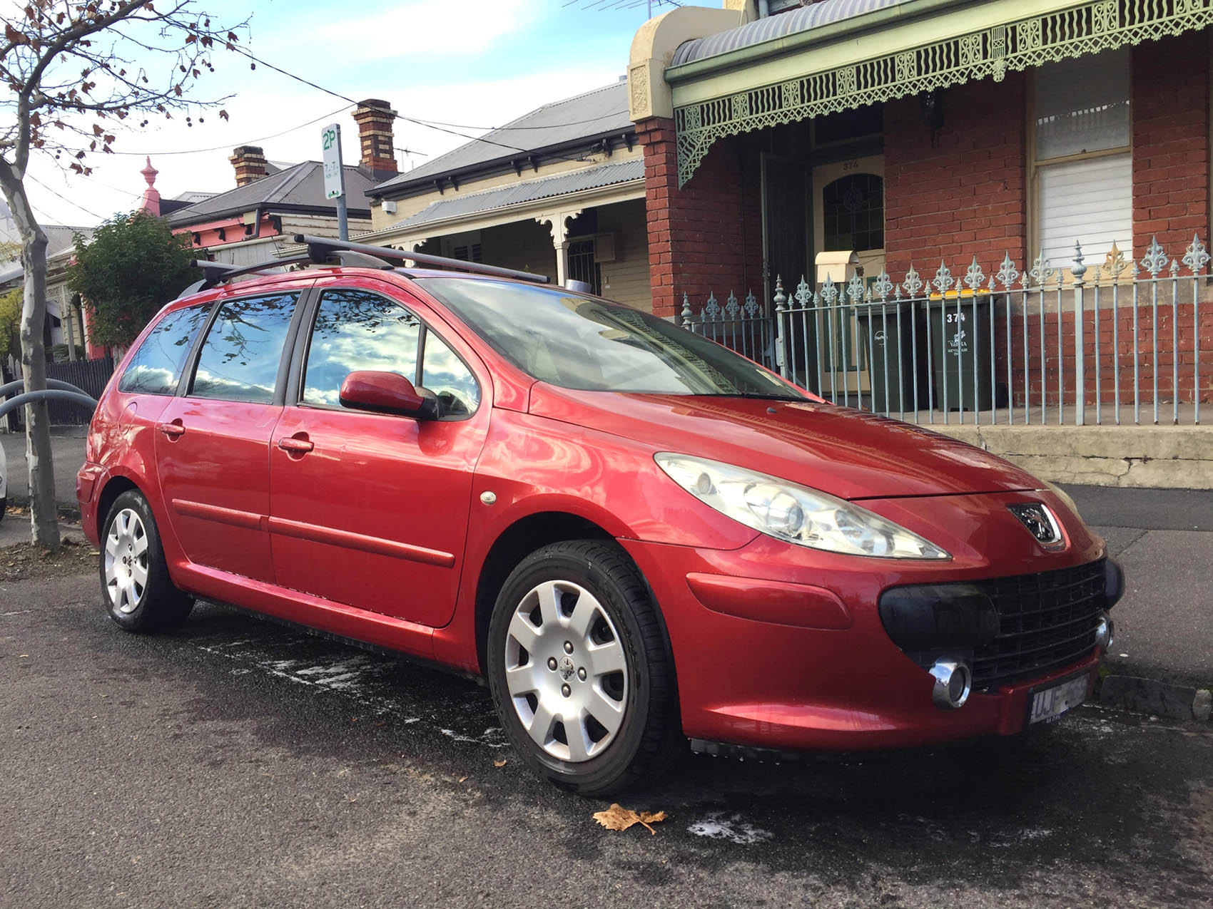 Picture of Ashley's 2006 Peugeot 307