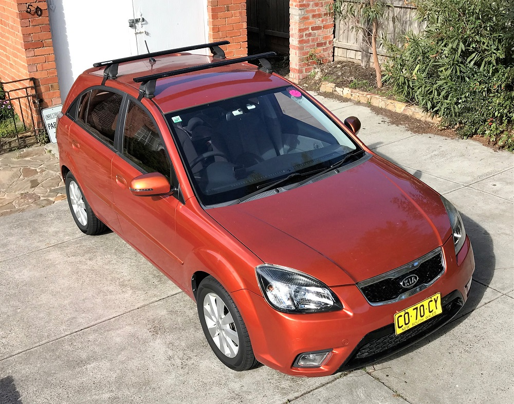 Picture of Karine's 2010 Kia Rio