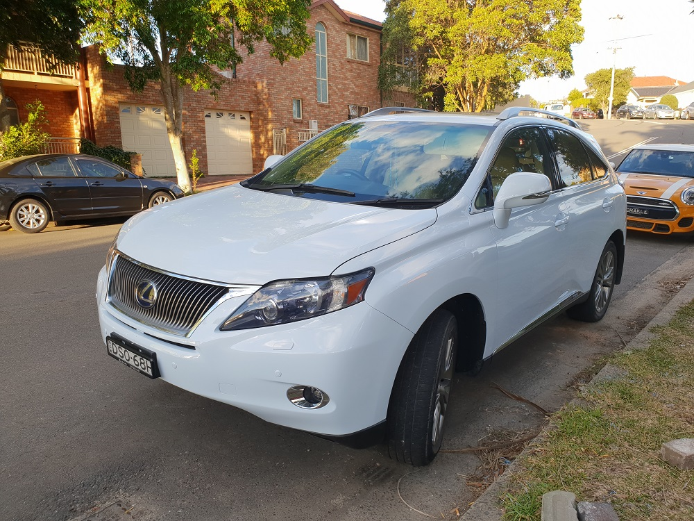 Picture of Rabii's 2010 Lexus RX450H