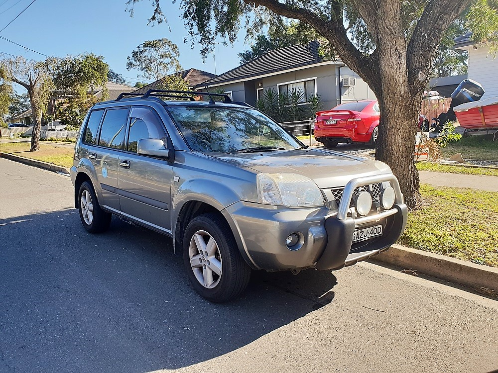 Picture of Renee's 2006 Nissan X-trail