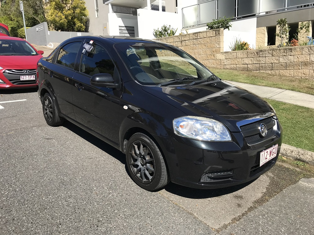 Picture of Diego's 2011 Holden Barina