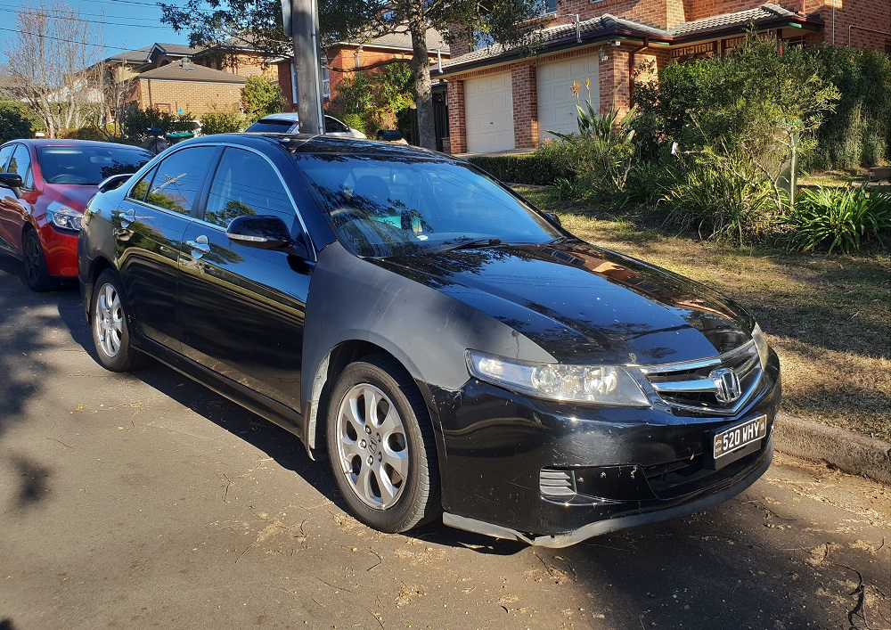 Picture of Xiaoyue's 2007 Honda ACCORD EURO