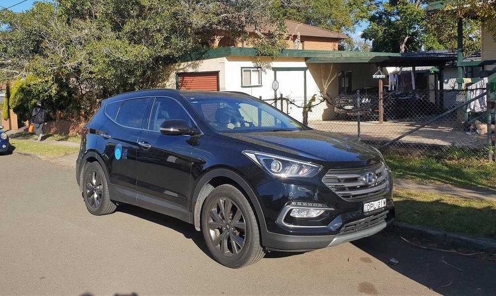Picture of Mehul's 2017 Hyundai Santa Fe