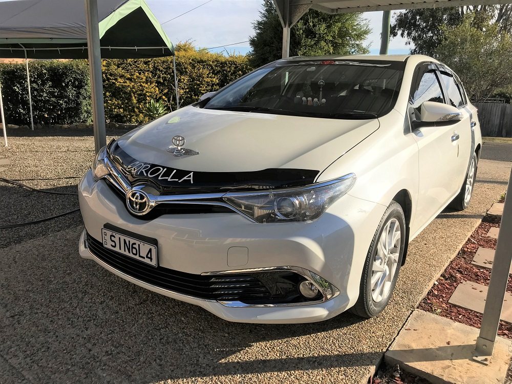 Picture of Munish's 2015 Toyota Corolla