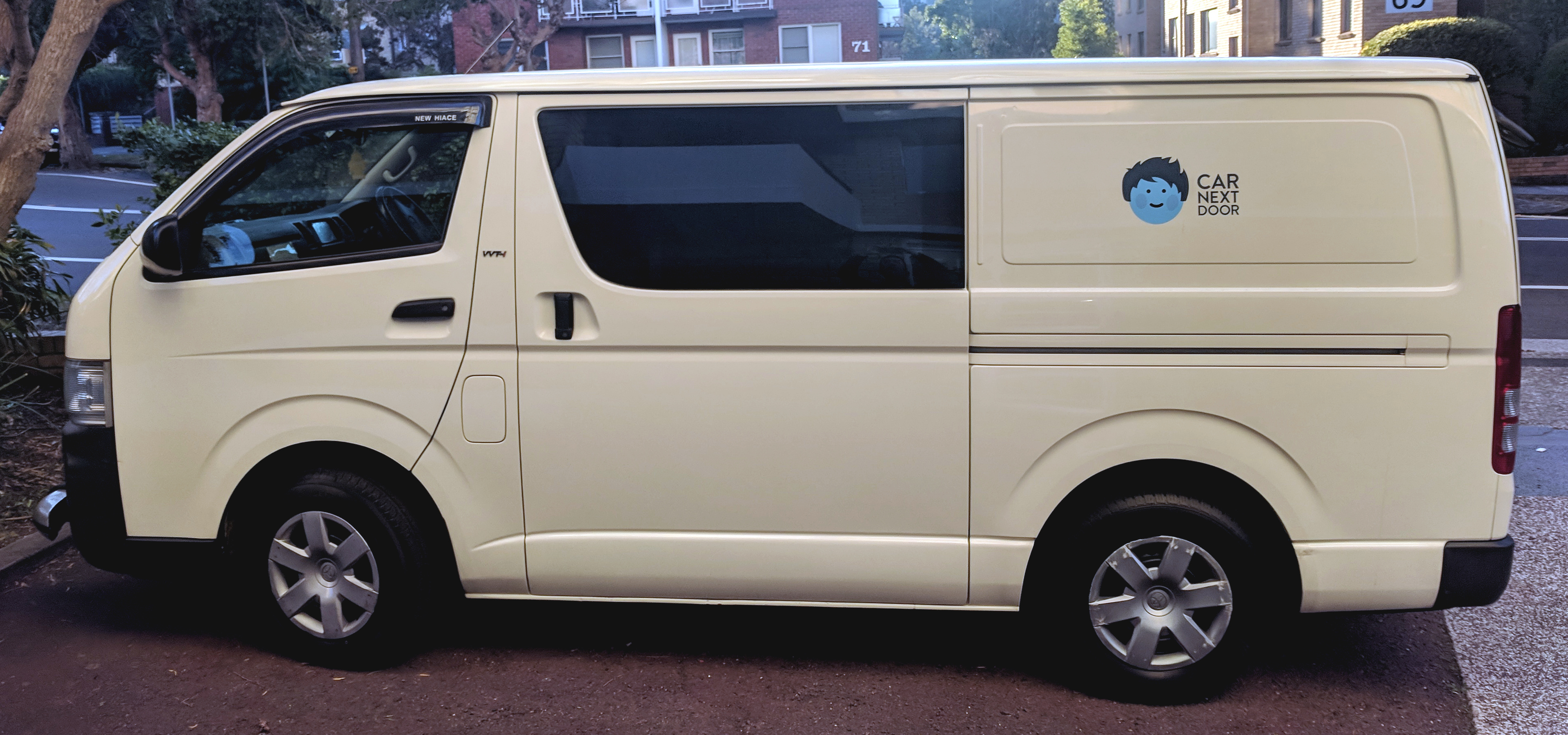 Picture of Tony's 2007 Toyota Hiace