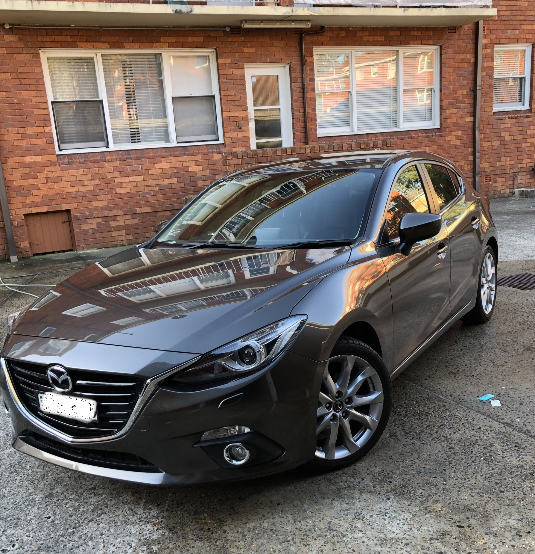 Picture of Rodrigo's 2014 Mazda 3